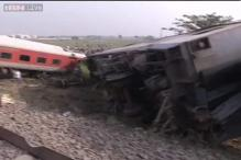Delhi-Dibrugarh Rajdhani derailed: Gowda to visit accident spot