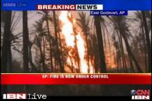 Blast at a GAIL gas pipeline in Andhra Pradesh, 14 dead