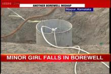 Karnataka: 4-year-old falls into a borewell, rescue efforts on