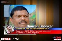 Goa ministers holiday regularly on taxpayers' money: CAG report
