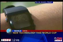 2014 FIFA World Cup first to use goal-line technology