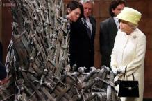 Queen Elizabeth II visits 'Game of Thrones' set