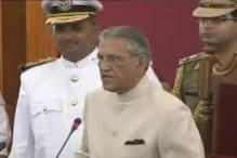Governor BL Joshi's resignation worries Akhilesh government