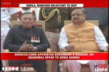 UPA appointed Governors K Rosaiah, HR Bhardwaj prefer to quit: sources