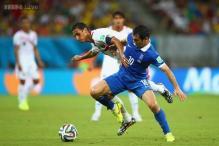 World Cup 2014: Greece captain Giorgos Karagounis bows out after 139 caps