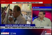 Soaring heat in north India due to western disturbances: Expert