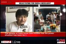 Don't blame us, manage the Delhi power crisis: Congress
