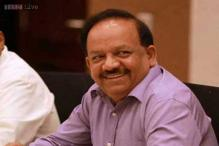 Condoms, abstinence needed to control AIDS: Harsh Vardhan