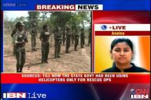 MHA permits Chhattisgarh to use helicopters to target Naxals: sources