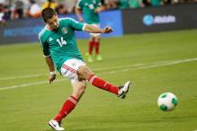 Javier Hernandez benched for Mexico's opener against Cameroon