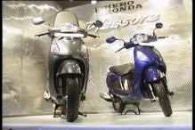 Honda aims to sell 45 lakh motorcycles in FY'15