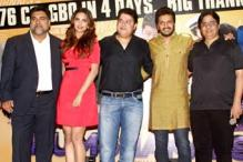 Riteish Deshmukh, Ram Kapoor attend 'Humshakals' success bash; Saif Ali Khan, Bipasha Basu give it a miss