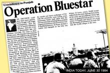 30 years of Operation Blue Star: Chilling black and white photos of the day the Indian Army stormed the Golden Temple
