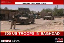 Iraq crisis: 500 US troops, including 180 military advisors in Baghdad