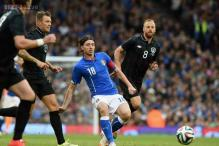 Italy hurting after 0-0 draw with Ireland