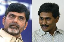 Jagan refuses to be part of Naidu's 'pompous' swearing-in ceremony