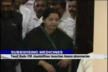 Jayalalitha expands Brand Amma, launches Amma pharmacies