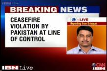 Ceasefire violation by Pakistan along the LoC, no casualty