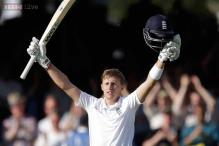 1st Test: Root's century puts England on top on day one