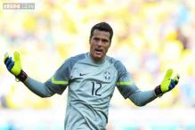 World Cup 2014: Julio Cesar repays Scolari's faith