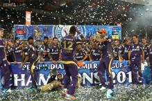 Kolkata Knight Riders get grand felicitation at Eden Gardens