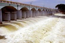 Mettur dam water level at 43.73 feet