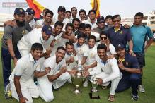 KSCA honours Ranji Trophy champions Karnataka