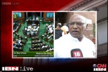 Congress is not going to request for main Opposition post: Kharge
