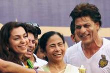 In pics: IPL 2014 champions KKR given royal felicitation at Eden Gardens