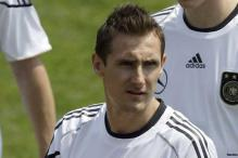 Klose becomes Germany's all-time top scorer ahead of World Cup