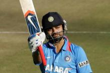 Virat Kohli wins Ceat cricketer of the year award