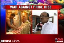 Congress hits out at NDA over measures announced to curb price rise