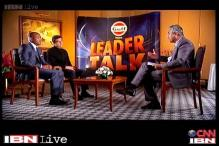 Leader Talk:'A good leader must lead the front'
