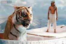 Chinese fisherman experiences a 'Life of Pi' moment with a wild Siberian tiger