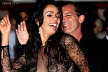 Mallika Sherawat says that she is not the person behind Antonio Banderas and Melanie Griffith's split