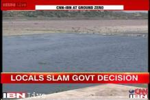Watch: Locals oppose to raising the height of Narmada dam