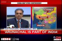 Cartographic depiction doesn't change facts: MEA