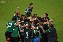 World Cup 2014: Mexico knock Croatia out to storm into last 16