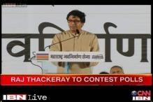 Raj Thackeray to contest Maharashtra Assembly elections