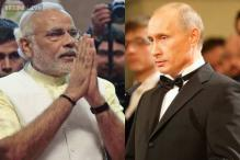 PM Modi sends greetings to Putin on Russian National Day