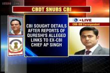 Moin Qureshi hawala probe: CBDT refuses to share details with the CBI