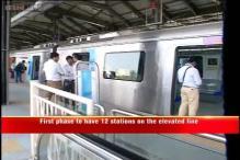 Mumbai metro to start operations on Sunday morning