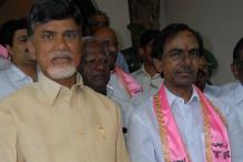 Chandrababu Naidu invites KCR for his swearing-in ceremony