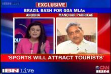Spending on sports not a waste of money: Manohar Parrikar