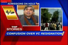 News 360: Suspense continuous over Delhi University VC's resignation