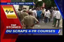News 360: Delhi University scraps FYUP, admissions yet to begin