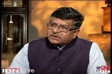 Railway suffering a loss of Rs 900 crore everyday: Ravi Shankar Prasad