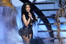Minaj at BET Awards: I was recently near death