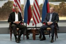 World leaders in D-Day diplomacy drive over Ukraine