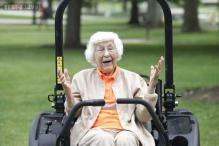 Ohio woman has just one wish on her 100th birthday: to do yard work